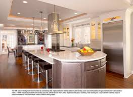 Kitchen Great Room Designs Kitchen Remodeling Northern Virginia Home Fronts News