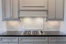 black granite countertops with tile backsplash. Captivating Black Granite Countertops White Subway Tile Backsplash Images Design Inspiration With O