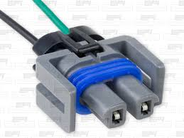 a c compressor clutch w diode pigtail gm 5 0l tpi lb9 (90 92) ebay Delphi Compressor Wire Connector a c compressor clutch pigtail gm 5 0l tpi lb9 (90 92) Delphi Automotive Wire Connectors