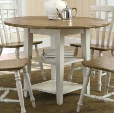 round dining room table with leaf. Amazing Magnificent Round Table With Leaf Ideal Drop Dining Set Marvelous Pic For Room Storage Popular S