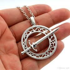 whole darkmoon pendant dark souls 3 covenant dark souls necklace sword pendant birthstone pendant necklace picture pendant necklace from xiale