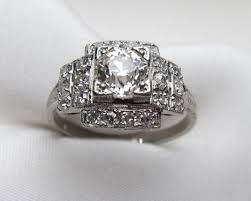 art deco diamond rings art deco diamond jewelry