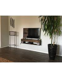 TV Console, Tv Stand, Floating TV Console, entertainment center, floating  entertainment console