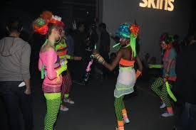 Rave Theme Party The Ballad Of Revolutions Smells Like Teen Spirit Mtvs Rave Theme