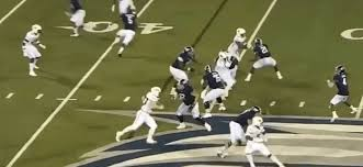The Rookie Scouting Portfolio (RSP)Matt Waldman's RSP Boiler Room No.174 RB Wesley  Fields (Ga. Southern): Anatomy of A Block