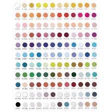 Prismacolor 132 Color Chart Www Bedowntowndaytona Com
