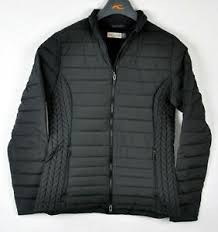 Details About Kjus Womens Macuna Insulated Ski Snow Jacket Ls15 E23 Black Size 38