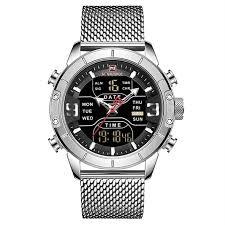 NAVIFORCE Brand Mens Watches Top Luxury Men Sports Watches ...