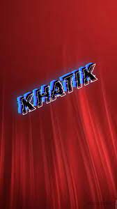 Khatik as a ART Name Wallpaper!