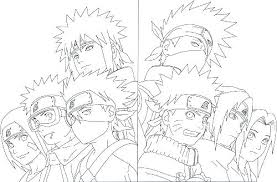 Coloring Pages Naruto Coloring Books Pages To Download And Print