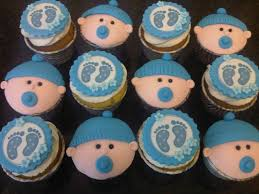 Baby Shower Baby Shower Boy Cupcakes Make Baby Boy Cupcakes For A