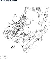 repair guides wiring systems and power management (2007) harness 2001 Pontiac Bonneville Wiring Harness at 2006 Pontiac Torrent Driver Door Wiring Harness