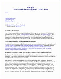 Medicare Appeal Letter Sample Certification Letter For Law School Is