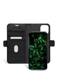 MODE New York Leather dbramante1928 Folio/Cradle Case for iPhone 12 Pro  Max, Black at John Lewis & Partners