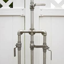 highlow rugged outdoor shower remodelista