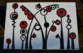 simple canvas painting ideas beginners details easy
