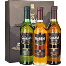 the glenfiddich tasting kit gift set