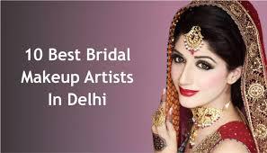 makeup artist in delhi 2019