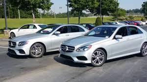 2016 Mercedes-Benz E-Class vs. 2017 E300: Compare interior ...