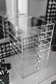 bestrice acrylic makeup organizer jewelry display bo bathroom storage case 3 pieces set 7 drawers makeup organization makeup organization