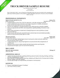 Resume Truck Driver Position Truck Driver Application Form Template Truck Driver Application