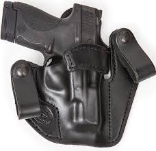 xtreme carry rh lh iwb leather holster for ruger kp 93 94 95