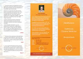 Wholistic Health Works | Services Brochure