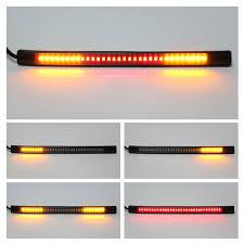 Bar Stop Light Motorcycle Light Bar Turn Signals