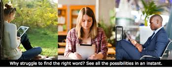 software for songwriting creative writing and poetry why struggle to the right word see all the possibilities in an instant