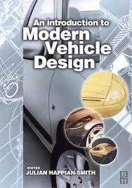Road Vehicle Aerodynamic Design Rh Barnard An Introduction To Modern Vehicle Design By