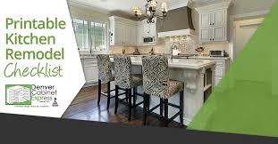 Kitchen Remodel Checklist Denver Cabinet Express Custom Kitchen Remodeling Sarasota Plans