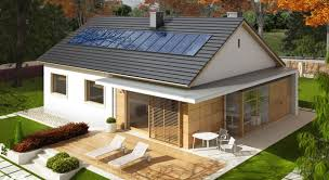 Design Exterior Case Moderne : Small modern youth houses energy bursting homes houz buzz