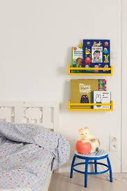 Ikea Kids Spice Rack Bookshelves In Bedroom