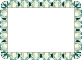 Paper Borders Templates Paper Boarders Healthwitch Co