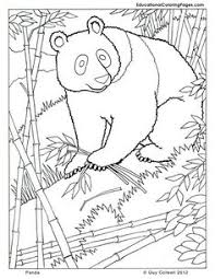 Small Picture Mom And Baby Panda Coloring Pages Kids Coloring Pages