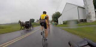 cycling in amish country part the covered bridge metric the traditional amish black buggy cycling amish cycling in lancaster lancaster covered