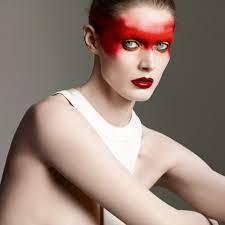 creative work avant garde makeup