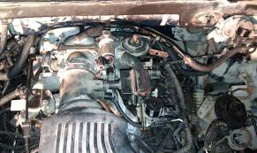 1998 f150 engine wireing vacuum line help f150online forums for the third and final hose the hose that is in the left valve cover as looking at the motor this hose connects to the back of the throttle body is this