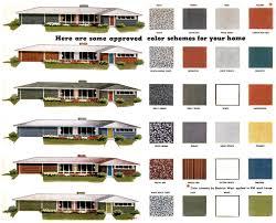 brown exterior paint color schemesPaint Colors For House With