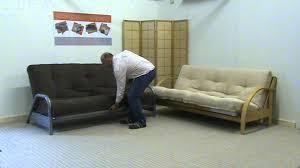 amazing futon v sofa bed metal clic clac hardwood sofabed you reddit comfort cama convertible jackknife