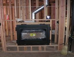 direct vent gas fireplace installation basement home