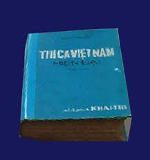 Image result for sách việt nam thi ca hiện đại của trần tuấn kiệt