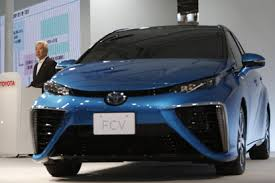 toyota new car release 2015Toyota names price for new fuel cell car