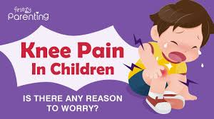 knee pain in kids reasons signs