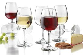Amazon.com: Libbey 12.5-Ounce Wine Party Glass, 12-Piece Set: Kitchen &  Dining