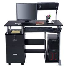 best desktop for home office. Computer Printer Desk Laptop Table Workstation Home Office Furniture Modern Study Writing Desktop With . Best For