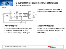 rtd pt100 3 wire wiring diagram solidfonts tmpsns rtd1 2 3 or 4 wire rtd sensor interface digikey