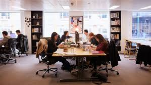 creative agency office. Creative Agency Office