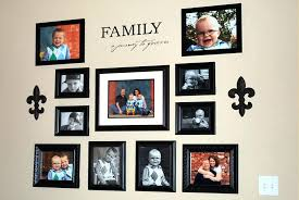 decorating living room walls with family photos wall sconces for decor decorative wall mirrors for family
