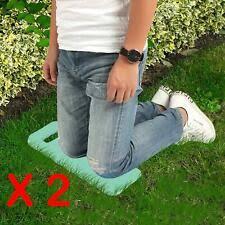2 x waterproof garden kneeler kneeling